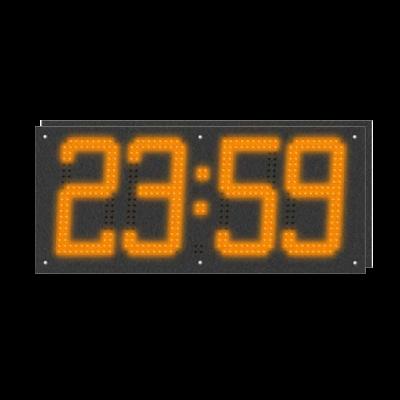 tijd- temperatuurdisplay 20cm